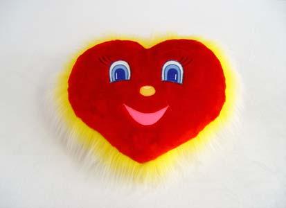 Мягкая подушка Сердце