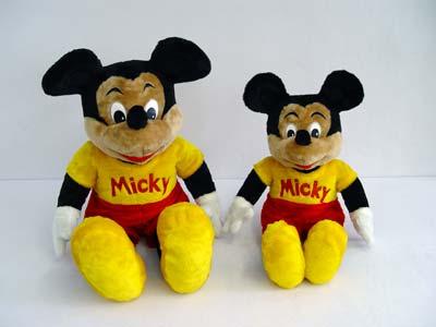 Мягкая игрушка Мышь Микки средний